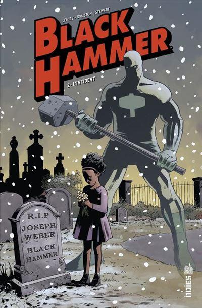 Black Hammer Tome 2 - 9791026830047 - 9,99 €