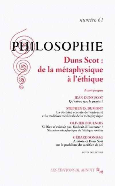 Philosophie.