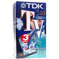 TDK E240 TV Pack