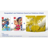 Pre-order - POKEMON SWORD+SHIELD NL SWITCH - Levering vanaf 15/11