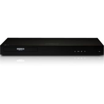 LG UP970 Wi-Fi 4K Blu-ray Speler Black