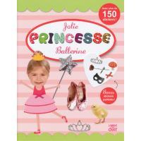 Jolie princesse ballerine