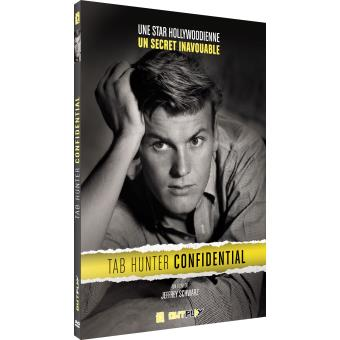 Tab Hunter Confidential Edition Collector DVD
