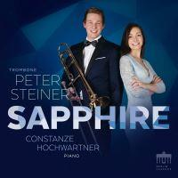 Sapphire Œuvres pour trombone et piano