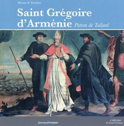 Saint gregoire d'armenie patron de tallard
