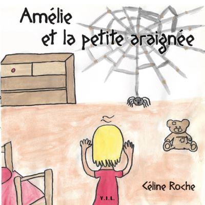 Amélie et la petite araignée
