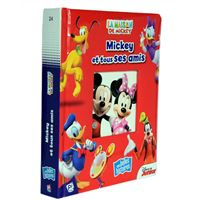 LA MAISON DE MICKEY - MICKEY ET TOUS SES AMIS