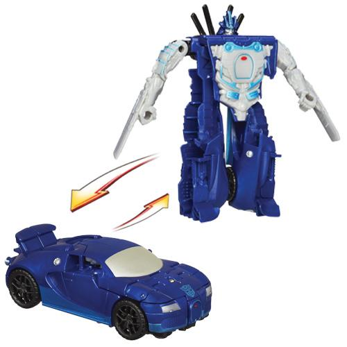Transformers RID One-Step Magic Drift Hasbro