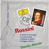 Le barbier de Seville - La Cenerentola - L'italienne à Alger - Coffret 9 CD