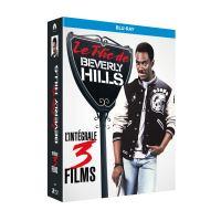 Coffret Le Flic de Beverly Hills L'intégrale 1 à 3 Blu-ray