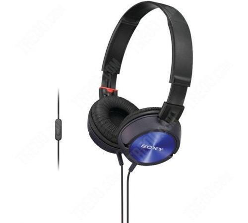 Casque Sony MDR ZX310 Bleu