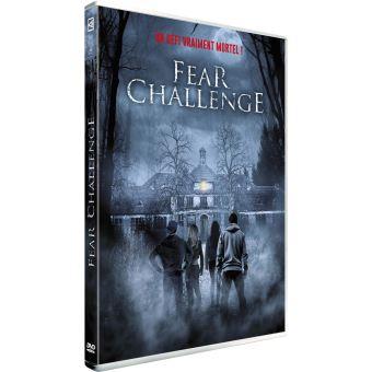 Fear Challenge DVD
