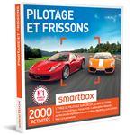 SMAR Coffret cadeau Smartbox Pilotage et frissons