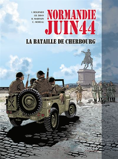 La bataille de Cherbourg