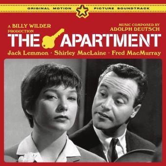 The Apartment (Ost)+12 Bonus Tracks