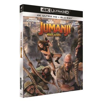 JumanjiJumanji : Next Level Blu-ray 4K Ultra HD
