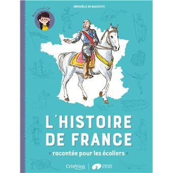 L Histoire De France Racontee Pour Les Ecoliers Mon Livret Cp