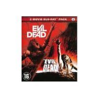 EVIL DEAD (2013)/EVIL DEAD THE (1983)-NL-BLURAY