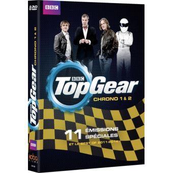 Top GearTOP GEAR CHRONO VOL.1-2-FR