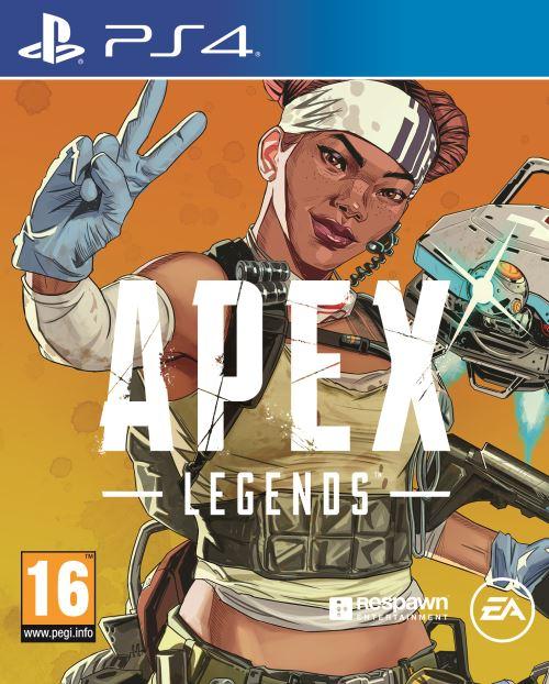 Apex Legends Edition Lifeline PS4