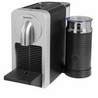 Expresso à capsule connectée Nespresso Prodigio et Milk M 135 1260W Argent