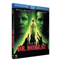 L'Île du Docteur Moreau Blu-ray