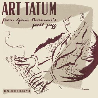 ART TATUM FROM GENE NORMAN'S/LP
