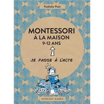 Montessori a la maison 9-12 ans