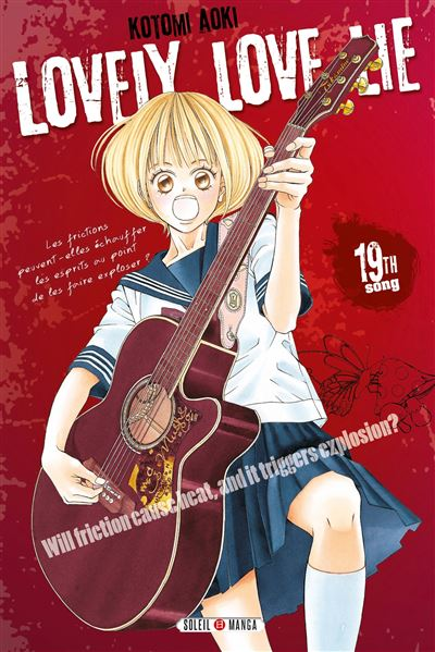 Lovely Love Lie - Tome 19 : Lovely Love Lie
