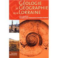 Géologie et géographie de Lorraine