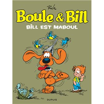 Boule et BillBoule et bill,21:bill est maboul