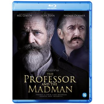 PROFESSOR AND THE MADMAN-NL-BLURAY