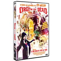 Orgy of the Dead DVD