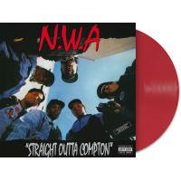 Straight Outta Compton Exclusivité Fnac Vinyle rouge