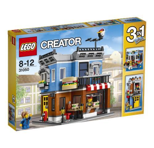 prix LEGO 31050 Le Comptoir Deli