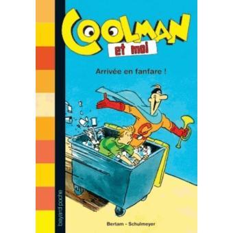 CoolmanCoolman et moi, un superhéros pas très discret