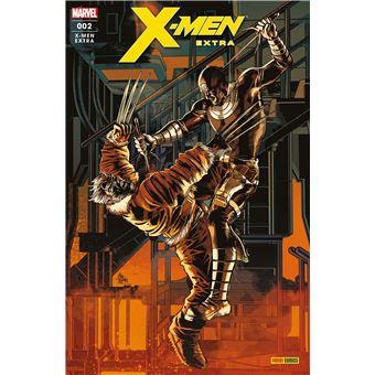 Marvel LegacyX-Men Extra Fresh start