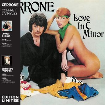 Love in c minor/cerrone s paradise