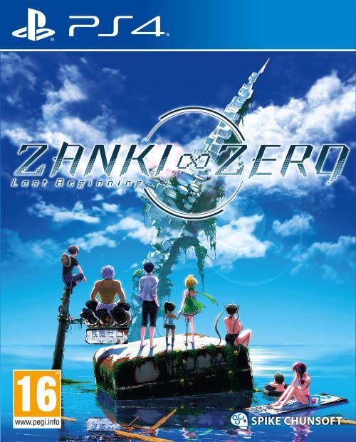 Zanki Zero Last Beginning PS4