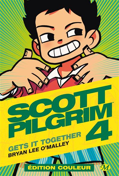 Scott Pilgrim, T4 : Scott Pilgrim Gets it Together (édition couleur)