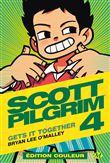 Scott Pilgrim, T4 : Scott Pilgrim Gets it Together (édition couleur)
