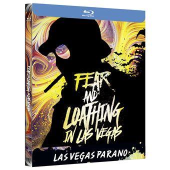 Las Vegas Parano Steelbook Blu-ray