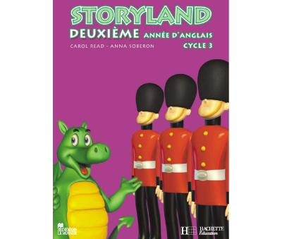 Storyland Anglais Cycle 3 - CD audio 2e année - Ed.2007