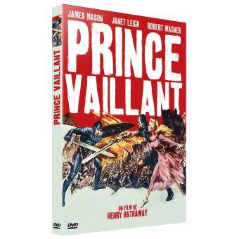 Prince Vaillant DVD
