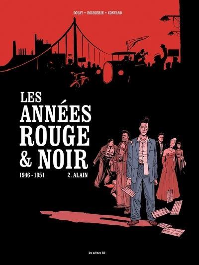 Les Années rouge et noir tome 2 : Alain