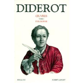 Oeuvres de Denis Diderot - Philosophie