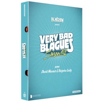 Very Bad Blagues Coffret 2 DVD