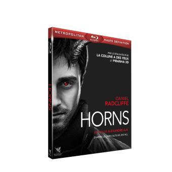 Horns 2013 Blu-Ray