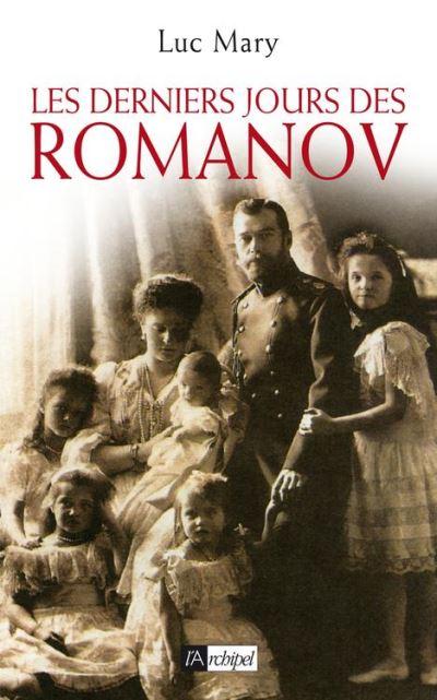 Les derniers jours de Romanov - 9782809811001 - 6,99 €