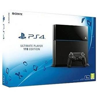 console ps4 sony 1 to noire console de jeux achat prix fnac. Black Bedroom Furniture Sets. Home Design Ideas